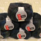 "$66 Lot--6 Skeins Muench Furrari ""4413"" Mohair Yarn + Free Gift!"