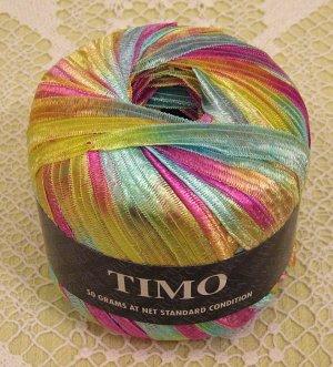 "Filatura Di Crosa Timo ""Colorway 10"" Yarn ~ 1 Skein ~ $5"
