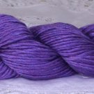 "Filatura Lanarota Soft Silk ""454 Purple"" Yarn ~ 1 Skein ~ $7"