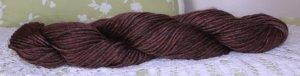 "Filatura Lanarota Soft Silk ""1023 Chocolate Brown"" Yarn ~ 1 Skein ~ $7"