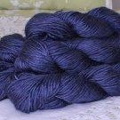 "6 Skeins Filatura Lanarota Soft Silk ""66 Navy Blue"" Yarn + Free Gift!"