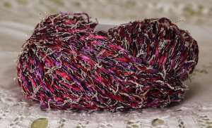 "Ironstone Desert Flower ""Girly Magic"" Yarn ~ 1 Skein ~ $3.50"