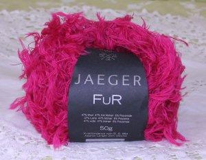 """Jaeger Fur """"Moose"""" Yarn ~ 1 Skein ~ $5"""