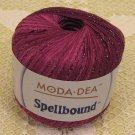 """Moda Dea Spellbound """"Berry"""" Yarn ~ 1 Skein ~ $3.50"""