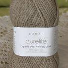 "Rowan Purelife Organic Wool ""Ivy"" Yarn ~ 1 Skein ~ $7"