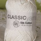 "Rowan Silk Cotton ""Ice"" Yarn ~ 1 Skein ~ $6"