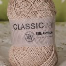 "Rowan Silk Cotton ""Fudge"" Yarn ~ 1 Skein ~ $6"
