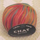 "Tahki Chat Print ""21"" Yarn ~ 1 Skein ~ $4"