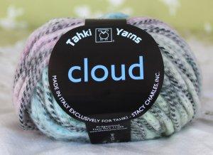 """Tahki Cloud """"2 Pastels"""" Yarn ~ 1 Skein ~ $5"""