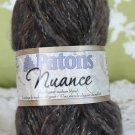 """Patons Nuance """"Ebony Glow"""" Yarn ~ 1 Skein ~ $5"""