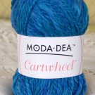 "Moda Dea Cartwheel ""Sea Blues"" Yarn ~ 1 Skein ~ $5"