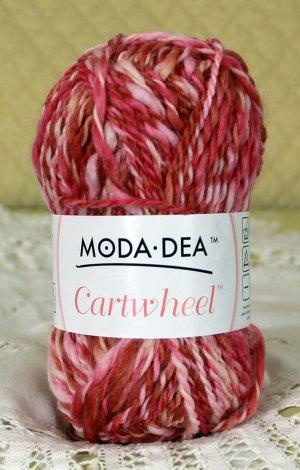 "Moda Dea Cartwheel ""Neopolitan"" Yarn ~ 1 Skein ~ $3.50"