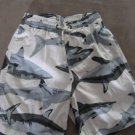 Gap Shark Design Surf Shorts
