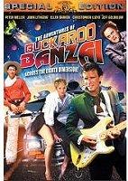 Adventures Of Buckaroo Banzai dvd