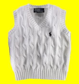 Infant/Boys POLO Sweater Vest