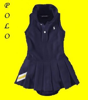 POLO Infant Girls Dress