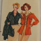 "Vogue 8966 Vintage 70s ""Shirt Jacket & Shirt""  PATTERN Sz 12"