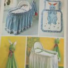 1973 Baby Decorator-Simplicity 6134 VINTAGE PATTERN One Size
