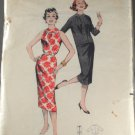 Junior Misses Wiggle Dress and Jacket Butterick 8516  Size 15