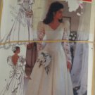 Misses Wedding Gown Butterick 4501 Sz 8,10,12