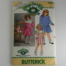 Child's Cabbage Patch Kids Dress & Doll  Butterick 3552-VINTAGE PATTERN SZ 6X