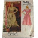 Vogue Designer Original 1069 BELLVILLE SASSOON Dress  SZ  10