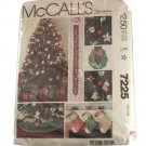 McCall's 7225 Christmas Package 1980 SZ One