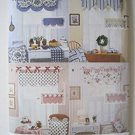 Butterick 5573 Fast & Easy Reversible Valances Sewing Patterns