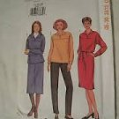 Butterick 3250 (14,16,18) Misses Dress, Top, Skirt, Pants