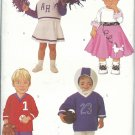 Butterick 3235 Sewing Pattern Boys / Girls Costumes Size1-4