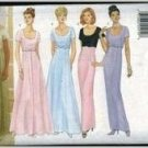 Butterick Classics 4824 Sz 8-12 Misses Petite Evening gown