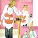 Simplicity 4344 Sewing Pattern Girls Womens Kitchen Aprons