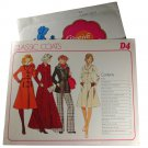 Classic Coats D4 Creative Patterns Booklet & Pattern