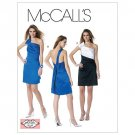 McCall's Patterns M6330 Misses' Lined Dress, Size DD (12-14-16-18)