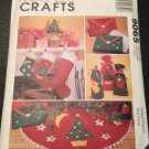 McCall's 9065 Sewing Pattern, Christmas Decorations Package, One Size
