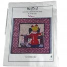 Hotflash Quilter Girl Wall Quilt Pattern