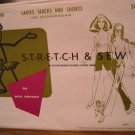 Stretch & Sew Pattern 700 ~ Ladies' Slacks and Shorts