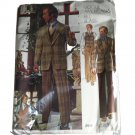 Vogue Americana Sewing Pattern 2916 Bill Blass Men's Jacket, Pants and Vest Size 40