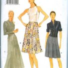Vogue Sewing Pattern 9881 Misses Skirt Size 12,14,16