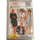 Burda 3498 Sewing Pattern Misses Skirt,Jacket,Blouse Sizes 8-18