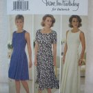 Butterick Pattern 3306 Misses' Dress Designed by Diane Von Furstenberg (Size 12-14-16)