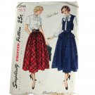 Simplicity Sewing Pattern 2944 Misses Blouse, Skirt and Bolero Size 16