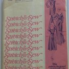 Stretch & Sew Pattern (Vintage 1977) Peasant Dress - #1580