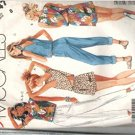 Mccalls 3147 Sewing Pattern for Pullover Tops and Pull-on Shorts and Pants Sewing PatternSize 10
