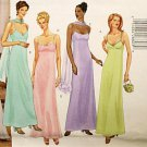 Butterick 5886 Misses Long Dress Sewing Pattern Wedding, Prom, Bridesmaid Size 12-14-16