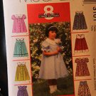 McCall's Pattern 3101 Size CB (1-2-3) / Toddlers' Dress
