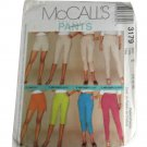 McCall's 3179 Sewing Pattern Misses Perfect Fit Pants Size E 14,16,18