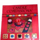 Candle Companions Pamphlet – June 1, 2005  by Designer Marilyn Cash (Author)