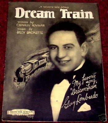 Dream Team, Guy Lombardo 1928