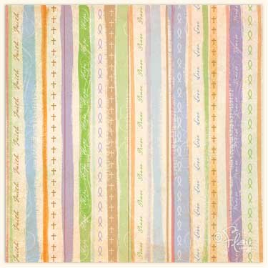 Amazing Grace Collection - Faithful Stripes